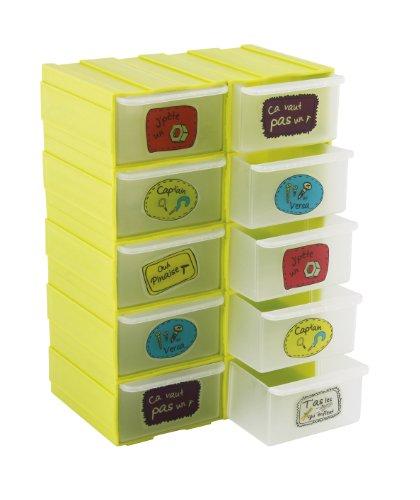 casier tiroirs en plastique bac tiroir pour rayonnage with casier tiroirs en plastique bloc. Black Bedroom Furniture Sets. Home Design Ideas