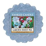 Yankee Candle Wax Tarts, Garden Sweet Pea