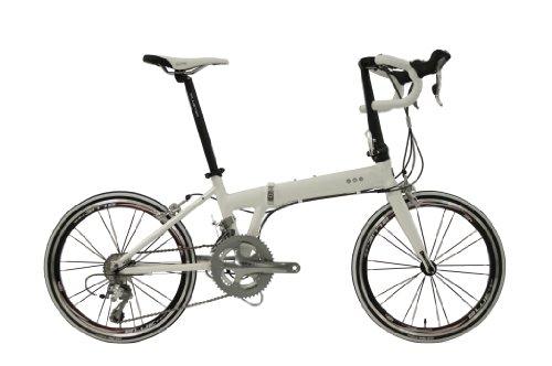OYAMA RR 2 ( 20インチ アルミフレーム フォールディングバイク 20-SPEED ) / GLOSS WHITE ( グロスホワイト )