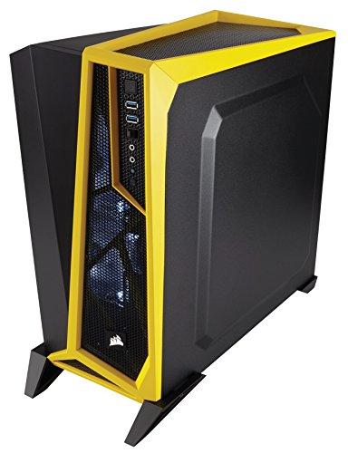 on sale c4970 5fe64 Corsair Carbide Series SPEC-ALPHA Mid-Tower Gaming Case, Black ...