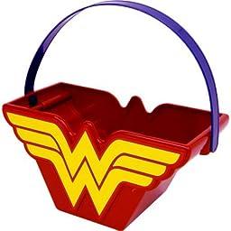 Wonder Woman Halloween Candy Pail
