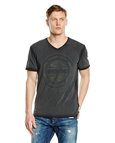 Guess T-Shirt Manica Corta Steal [Bianco]