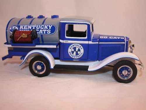 University of Kentucky 2010 SEC Tournament Champions 1932 Ford Tanker Diecast Bank at Amazon.com