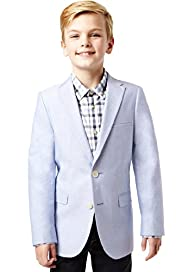 Autograph Pure Cotton 2 Button Blazer