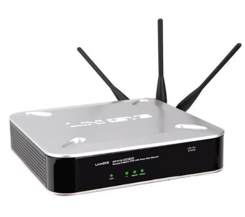 Cisco Wireless-N Access Point with Power Over Ethernet Black Friday & Cyber Monday 2014