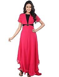 Aparnaa Fancy Red Dress & Tunic