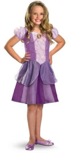 Disney Princess Tangled Rapunzel Child Costume