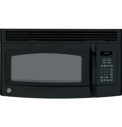 Review Of GE Spacemaker Over-the-Range Microwave Oven JVM1540DMBB