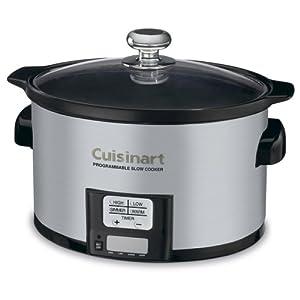 Cuisinart PSC-350 3-1/2-Quart智能电汤锅