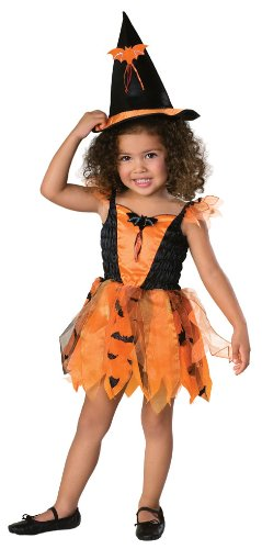 Halloween Witch Costume - Toddler