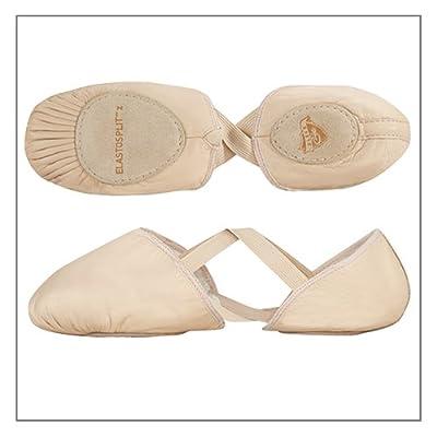 Bloch Women's Elastosplit X Ballet Comfort Casual Flats