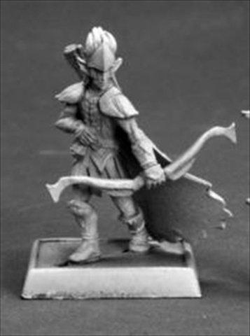 Reaper Miniatures 60101 Pathfinder Series Mini Kiramor The Forest Shadow Miniature - 1