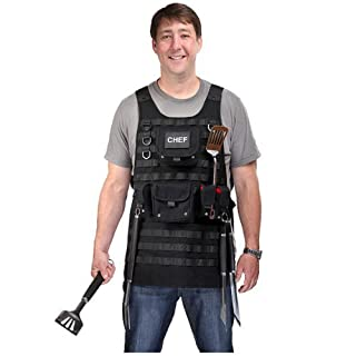 【並行輸入品】Tactical Chef Apron by ThinkGeek