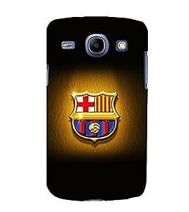 printtech Barcelona Football Logo Back Case Cover for Samsung Galaxy J7 / Samsung Galaxy J7 J700F (2015 EDITION)