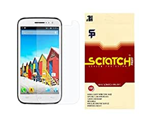 Scratch Pruff Matte Screen Guard For Micromax Bolt D321