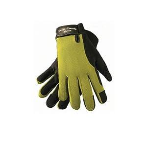 West County 014SL Women's Work Glove, Stem, Large