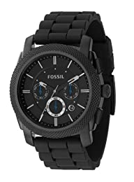 Fossil Men's Chronograph Watch FS4487 From The Machine Range