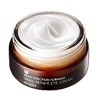 KOREAN COSMETICS, MIZON_ Snail Repair Eye Cream 25ml (skin elasticity, whitening, anti-wrinkle, hydrating, long lasting)[001KR] by MIZON