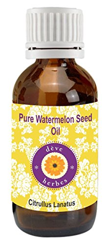 Pure Watermelon Seed Oil 30ml (Citrullus Lanatus)