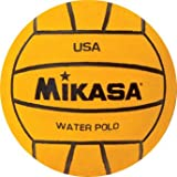 Mikasa USA Water Polo Approved Ball, Size 1-2, Yellow