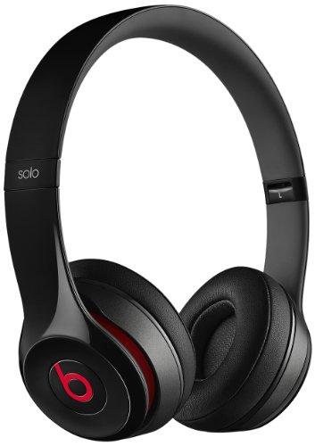 Beats by Dr. Dre Solo2 Casque Audio – Noir – Avec câble BTS900-00134-03