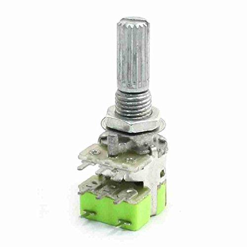 Stereo B50K 50K Ohm Dual-Linear Taper Lautstärkeregler Potentiometer