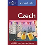Czech Phrasebook (Lonely Planet Phrasebook)by Richard Nebesky