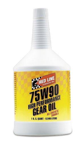 Red Line 75W90 Gear Oil (946ml Bottle)