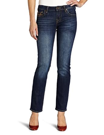 KUT from the Kloth Women's Stevie Straight Leg Jean, Gratitude, 4