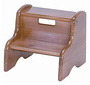 Kid's Step Stool (Lavender) from Little Colorado