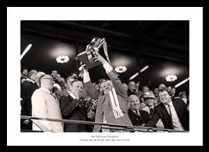 Liverpool Fc Bob Paisleys Final Season 1983 Framed Photo Memorabilia