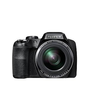FUJIFILM コンパクトデジタルカメラ S9400W ブラック F FX-S9400W B