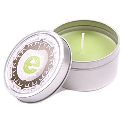 Eden Scented Candle Tin - Apple from Puckator