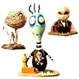 Tim Burton's Toxic Boy PVC #2 Set of 3