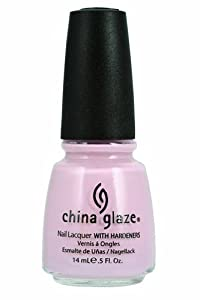 China Glaze Nail Polish, Something Sweet, 0.5 Fluid Ounce