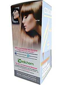 Colour B4 - Décolorant Cheveux - Elimine les erreurs de colorations - Pour Couleurs Foncées
