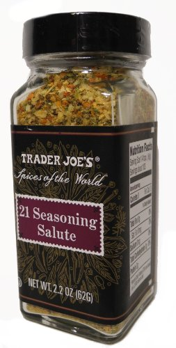 Trader Joe'S Spices Of The World 21 Seasoning Salute