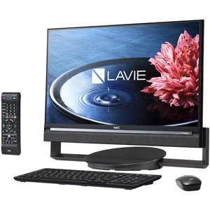 LAVIE Desk All-in-one DA770/BAB PC-DA770BAB