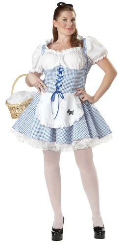 California Costumes Women's Plus Size-Storybook Sweetheart Costume
