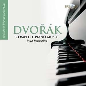 Brilliant Classics Piano Library: Dvorak - Sämtliche Klavierwerke
