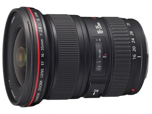 Canon EF 16-35mm f/2.8L ll USM Zoom Lens for Canon EF Cameras (Canon Ef 16 35 F4 compare prices)