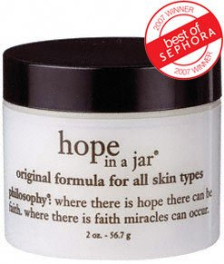 philosophy | hope in a jar | world-famous daily facial moisturizer cream