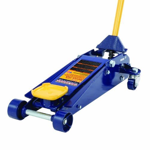 Hein-Werner HW93652 Blue Heavy Duty Service Jack - 3 Ton Capacity (3 Ton Jack Case compare prices)