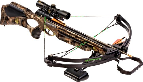 Barnett Wildcat C5 Crossbow Package (Quiver,