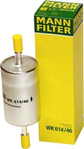 Mann-Filter WK 614/46 Fuel Filter by Mann Filter (2006 Explorer V8 Fuel Filter compare prices)