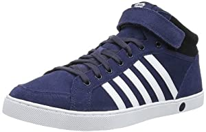 K-Swiss Adcourt 72 SO Mid Strap Mens Trainers Mood Indigo / White