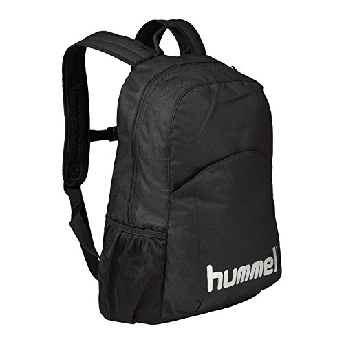 Hummel - Zaino unisex Authentic, Unisex, Zaino, Rucksack AUTHENTIC BACK PACK, nero, Taglia unica