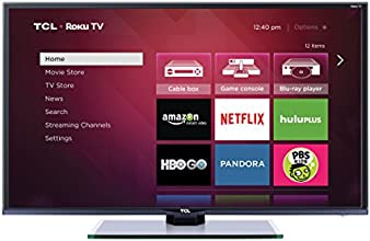 TCL 32S3700 32-Inch 720p 60Hz Roku Smart LED TV (2015 Model)