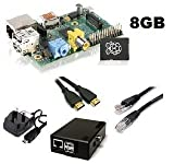 Raspberry Pi 512MB Model B Starter Bundle Kit from Cable Guy Direct