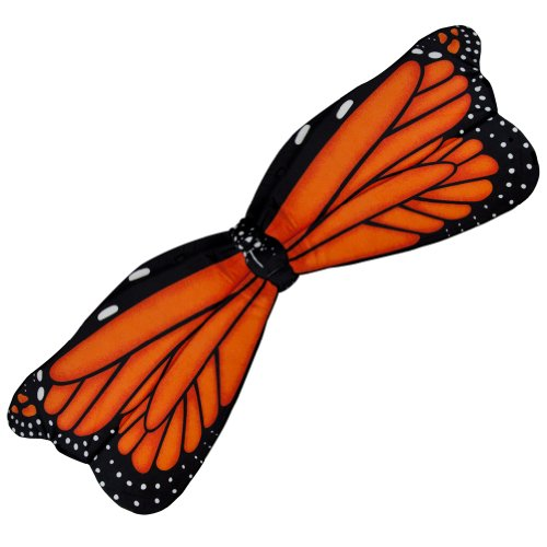 Monarch Butterfly Plush Costume Wings By Adventure Kids front-291846